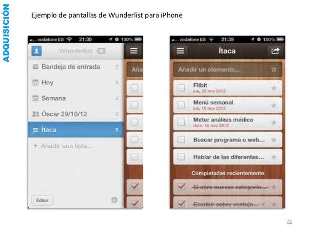PROFUNDIZACIÓN                 ANDROID                                IOS                           • App para grabación y...