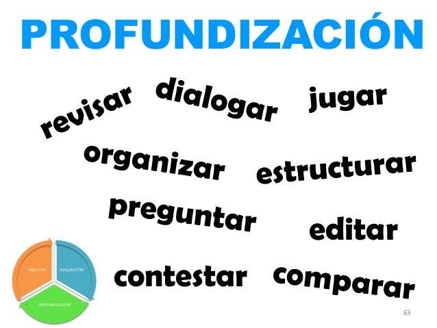 PROFUNDIZACIÓN                 ANDROID                                 IOS                           • App para creación y...
