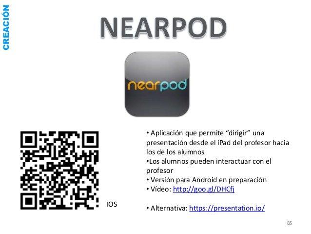 WEBGRAFÍA DE APOYOÁLVAREZ, Lucía. (2012). Pon una app en tu vida (educativa). Recuperado 18/09/20112desde http://www.educa...