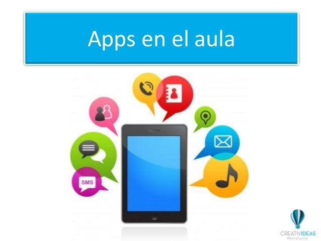 Apps en el aula
