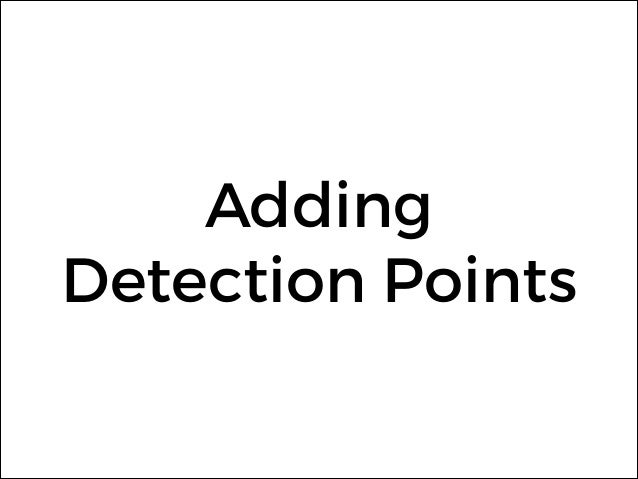 AppSensor Near Real-Time Event Detection and Response