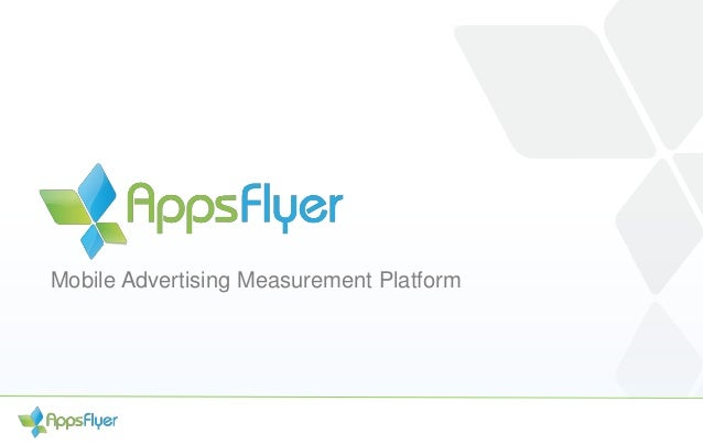 Mobile Advertising Measurement Platform