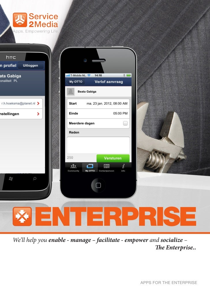 ENTERPRISEWe'll help you enable - manage – facilitate - empower and socialize –                                           ...