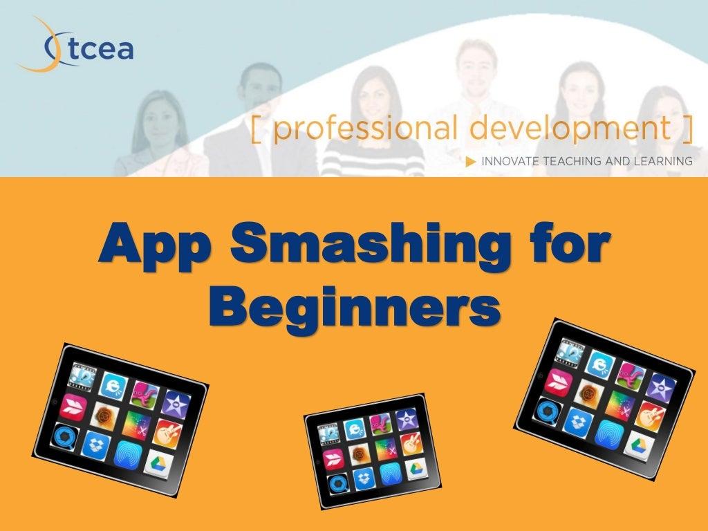 App Smashing for Beginners