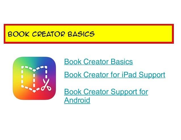 App Smash Superhero Book Creator Books