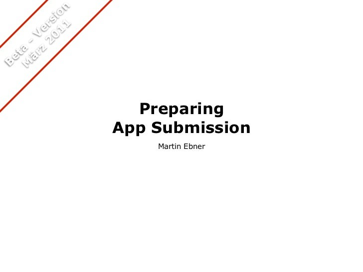 1 n      0 io     2 rs    z e       1  är VM a- etB                Preparing              App Submission                  ...