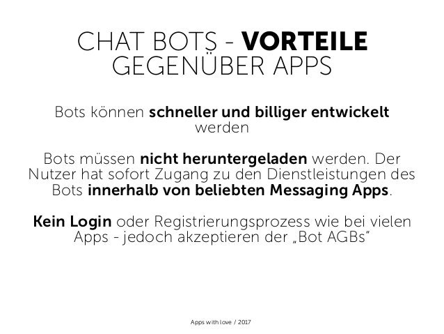Chat bot for dating apps