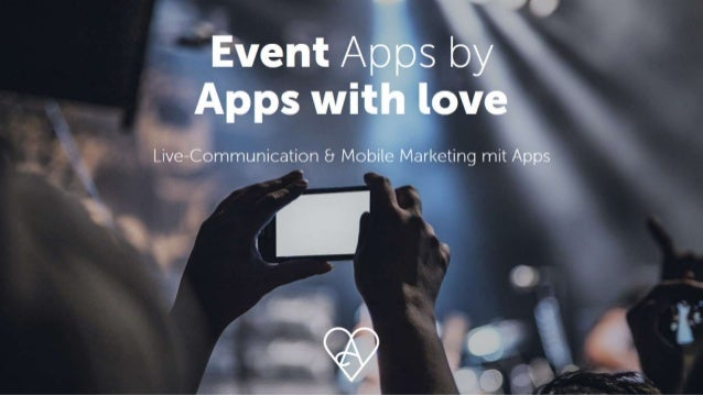 Event Apps - HowTo - by Apps with love