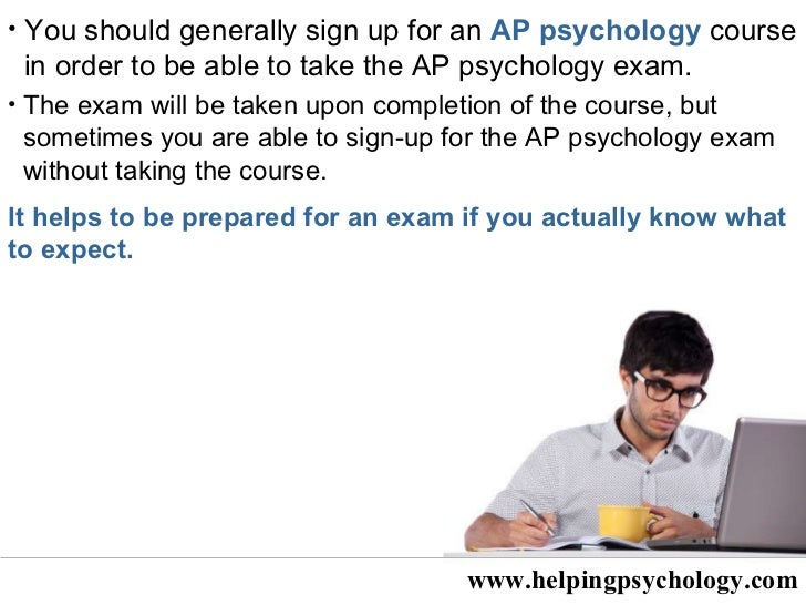 3 Ways to Pass AP Psychology - wikiHow