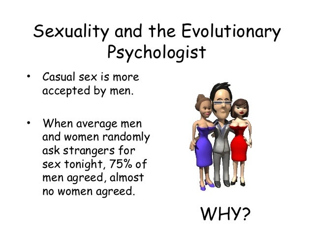 Psychology Casual Sex