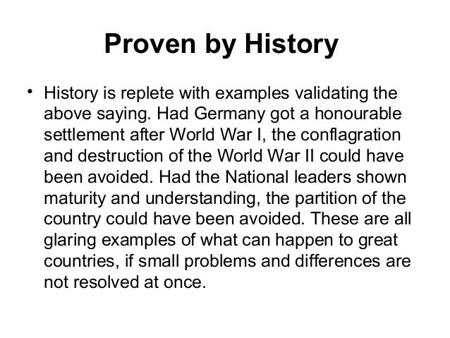 could ww1 have been avoided essay Perfect for students who have to write world war i (1914–1919) essays sparknotes one could argue that much of the war could have been avoided if.
