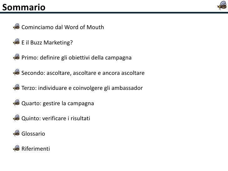 Buzz Marketing Slide 2