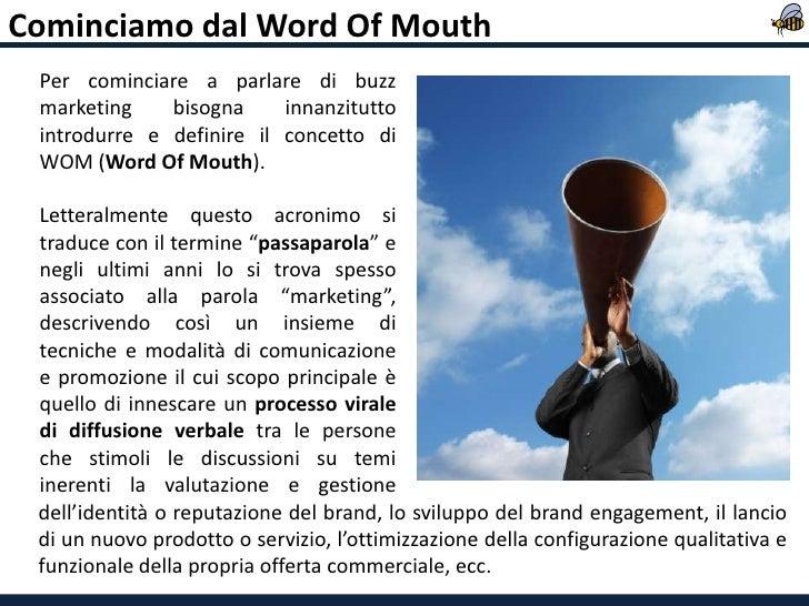 Buzz Marketing Slide 3