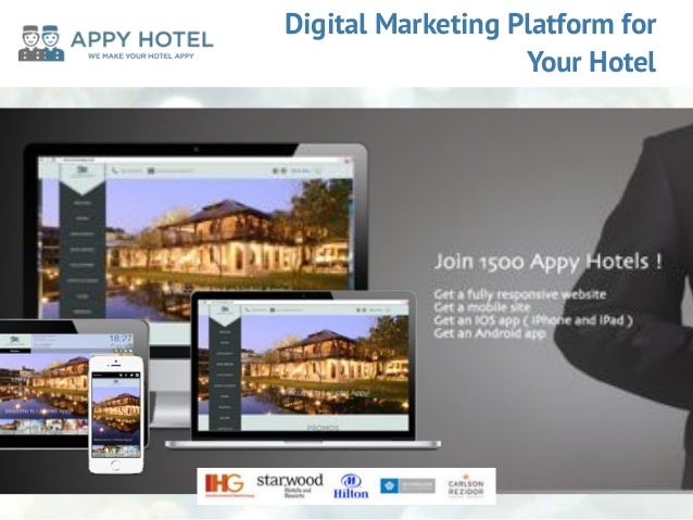 Digital Marketing Platform for Your Hotel