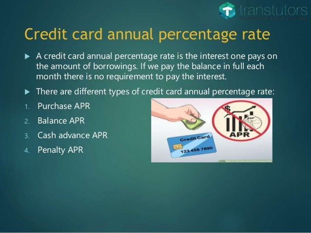 Related Credit cards subjects