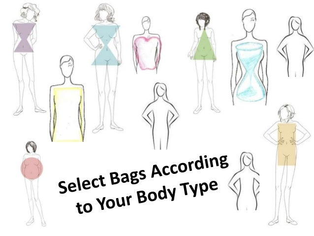 Select bags according to your body type body type curvy congrats you can choose various types of bags to carry ccuart Image collections