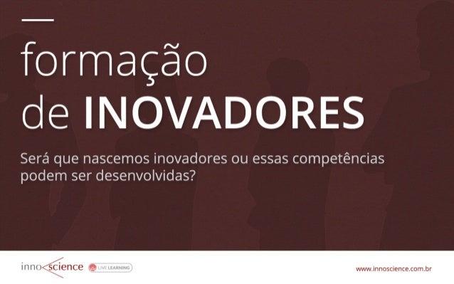 Formação de Inovadores
