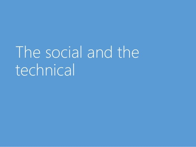 Towards collaboration at scale:  Libraries, the social and the technical Slide 2