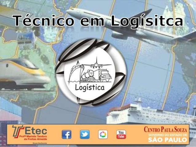 """O que é Logística? Quando perguntamos """"O que é Logística?"""", A primeira resposta que nos vem é, atividade de distribuir ou ..."""