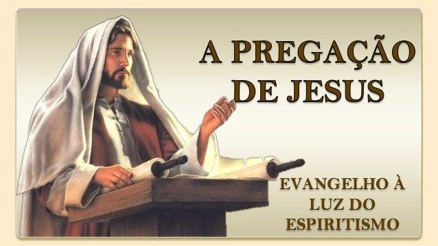 EVANGELHO À   LUZ DO ESPIRITISMO