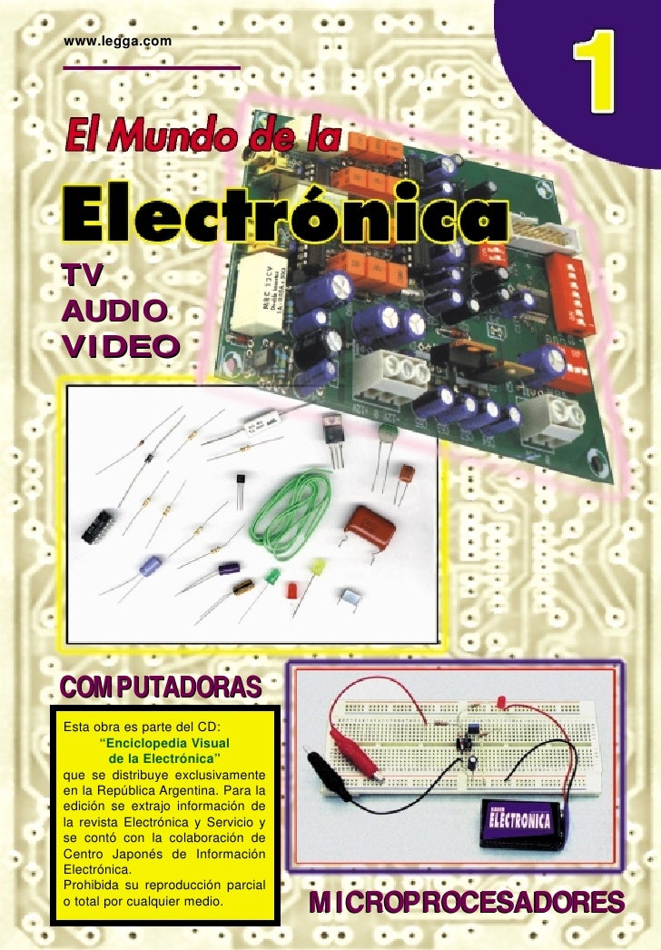 "www.legga.comTVAUDIOVIDEOCOMPUTADORASEsta obra es parte del CD:       ""Enciclopedia Visual         de la Electrónica""que s..."