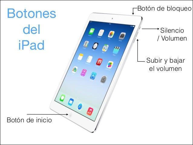 Aprendemos a usar el iPad en clase Slide 2
