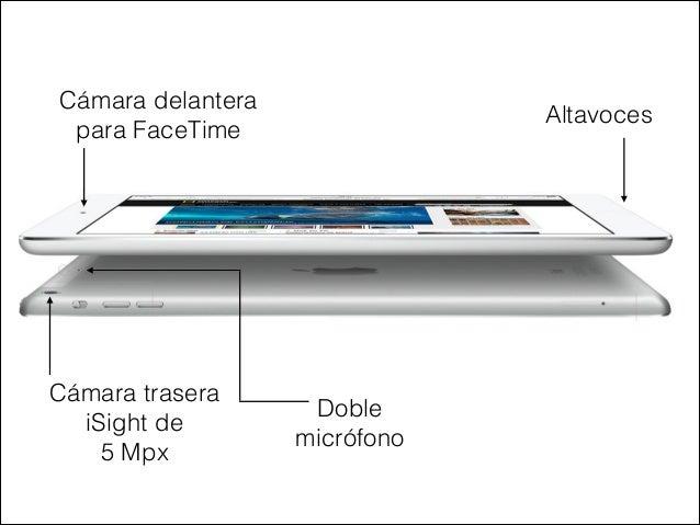 Aprendemos a usar el iPad en clase Slide 3