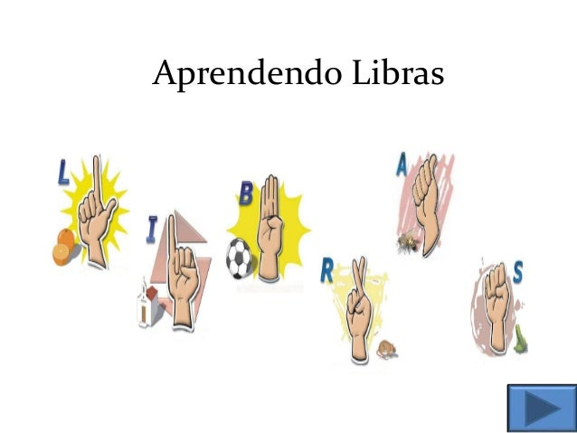 Aprendendo Libras