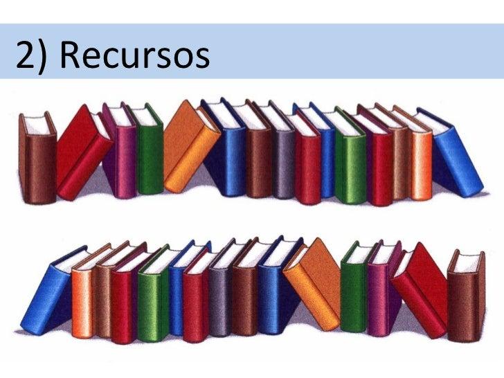 2) Recursos