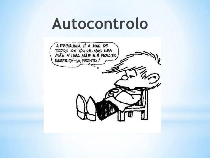 Autocontrolo