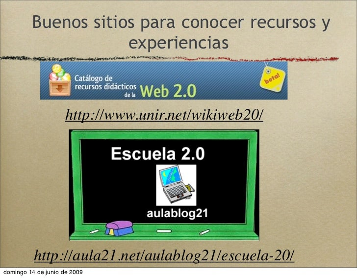 Aprender en la Escuela 2.0