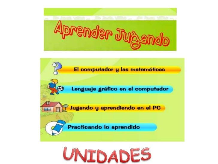 UNIDADES<br />