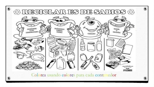 Aprendiendo A Reciclar Con Ecoaldea Casa Verde Campaña Limpieza En