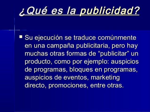 Aprendiendo publicidad ppt final paola Slide 3