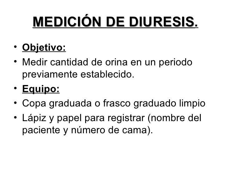MEDICION DE DIURESIS PDF DOWNLOAD