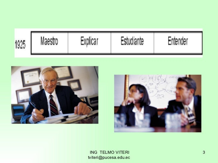 APRENDIZAJE POR COMPETENCIAS Slide 3