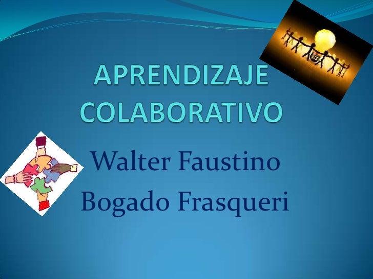 Walter FaustinoBogado Frasqueri