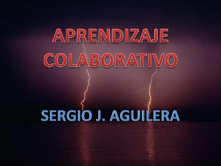 El Aprendizaje Cooperativo es un enfoque   que trata de organizar las actividades dentro del aula para convertirlas en una...