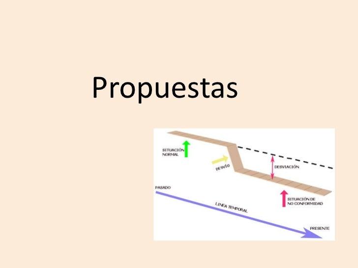 Propuestas<br />
