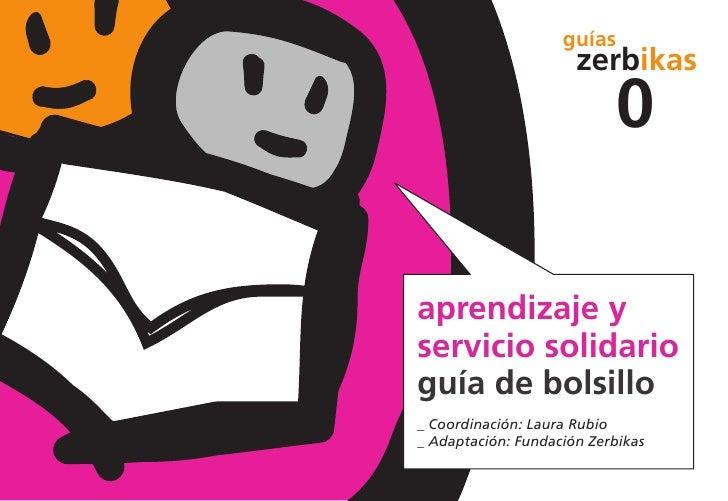 guías                      zerbikas                            0aprendizaje yservicio solidarioguía de bolsillo_ Coordinac...