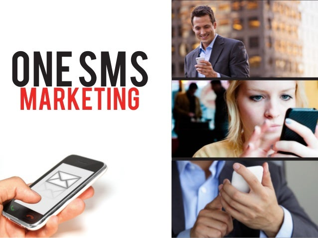 ONESMS MARKETING