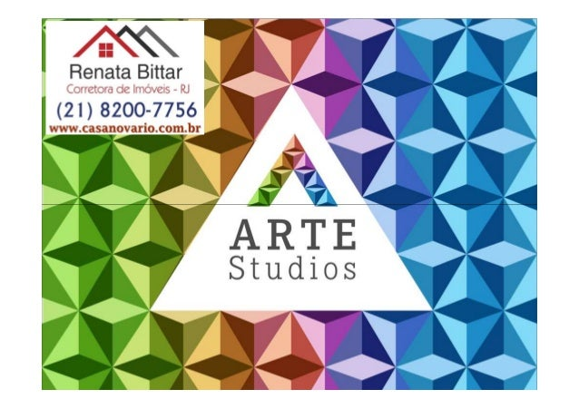Arte Studios Flat Hotel Jacarepaguá - Slidees Atualizados (Novos) Completo