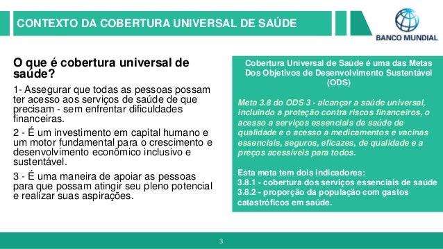 O Futuro do SUS: Desafios e Mudanças Necessárias - Andre Medici Slide 3