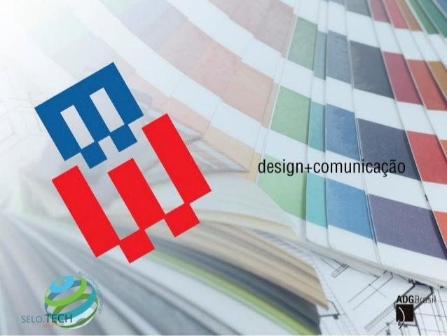 Apresentação By3 comunicação+design 2016