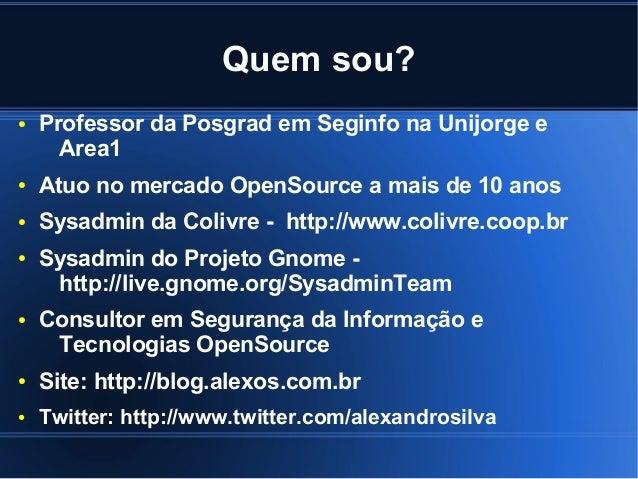 Hardening Linux Slide 2