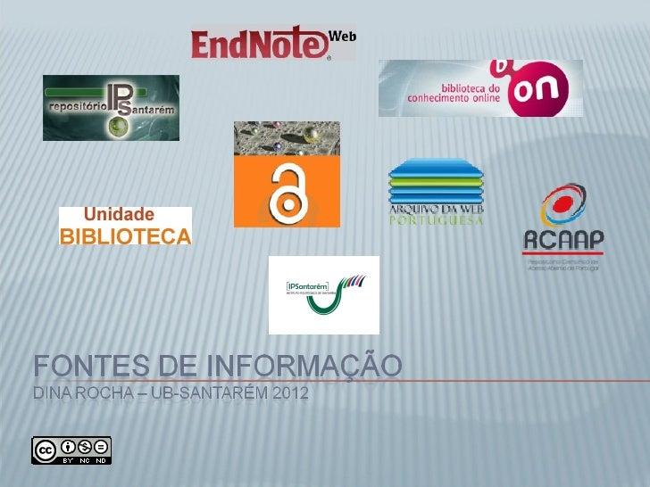Dina Rocha - 2012                    2