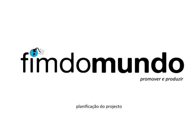 fimdomundo apresenta: