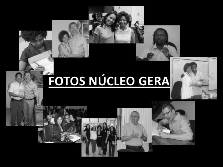 FOTOS NÚCLEO GERA<br />