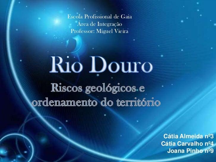 Escola Profissional de Gaia   Área de Integração Professor: Miguel Vieira                               Cátia Almeida nº3 ...