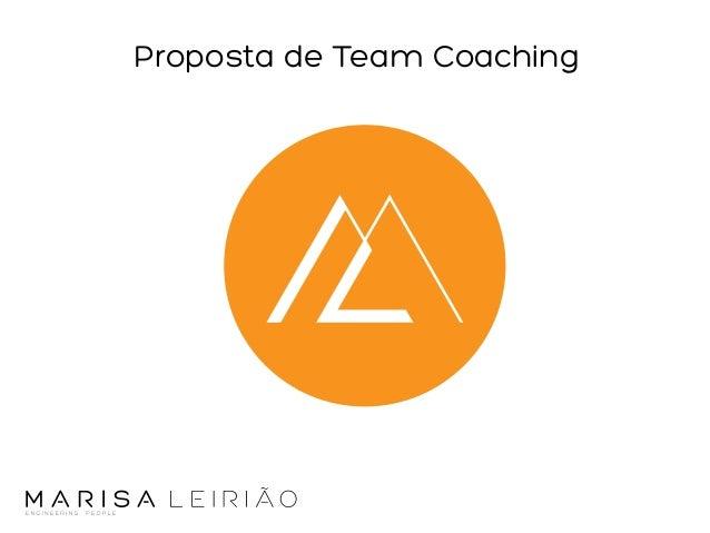 Proposta de Team Coaching